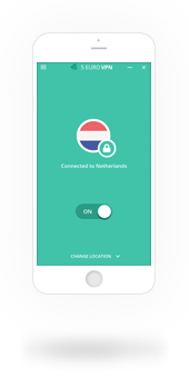 5 Euro VPN mobile device
